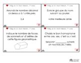 Rallye de la Saint-Valentin, 3e année (CE2)