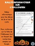 Rallye informatique - L'Halloween