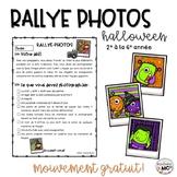 Rallye photos pour Halloween