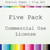 Ralph & Arthur - Five Product License