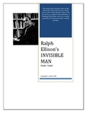 Ralph Ellison's INVISIBLE MAN Study Guide