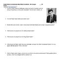 Ralph Nader An Unreasonable Man Documentary Film Questions