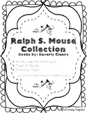 Ralph S. Mouse Collection - Independent Reading Journals