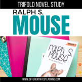 Ralph S. Mouse Novel Study Unit
