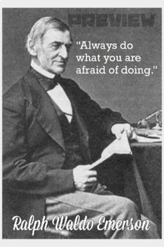 Ralph Waldo Emerson Quote Growth Mindset Poster Tpt