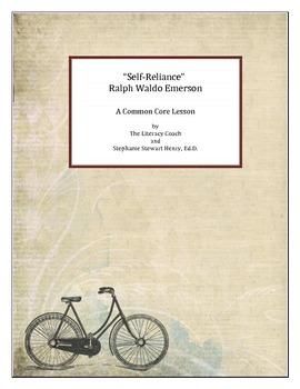 "Ralph Waldo Emerson's ""Self-Reliance"""
