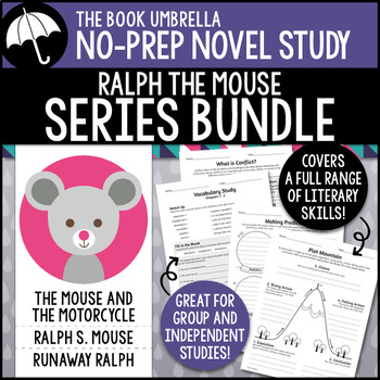 The Mouse and the Motorcycle Series Bundle