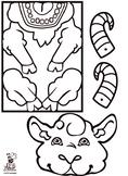 Sheep (Ram) Paper Bag Puppet