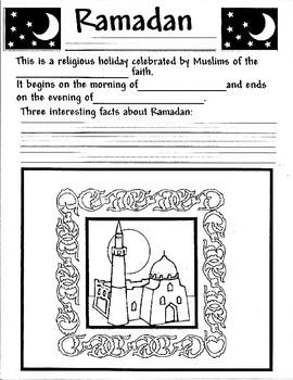 Ramadan: A Month Long Celebration