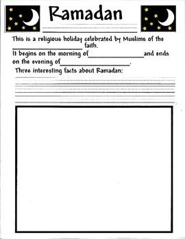 Mark Your Calendar - Ramadan: A Month Long Celebration