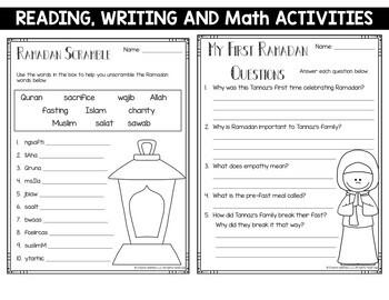 writing homework ideas