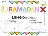 Ramadan Bingo