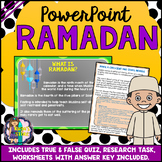Ramadan Celebration PowerPoint (Additional 17 Pages of Act