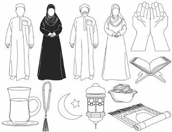 Ramadan Clip Art