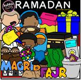 Ramadan Clipart (scribble clips)
