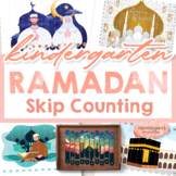 Ramadan Skip Counting Craft Stick Puzzles for Preschool an