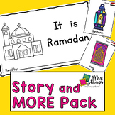 Ramadan Emergent Reader and Activities