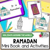 Ramadan Emergent Reader and Activities: Holidays Around the World