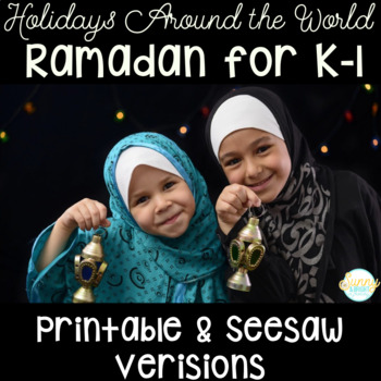 Ramadan for Kindergarten & First Grade | Holidays Around the World