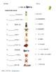 El Mes de Ramadán: Ramadan Vocabulary and Sentences for Spanish I or Spanish II
