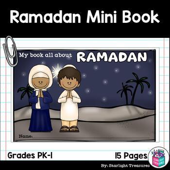 Ramadan Mini Book for Early Readers