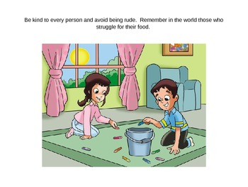 Ramadan Storybook Illustrated Slideshow