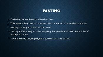 Ramadan PowerPoint