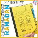 Ramadan Reading Comprehension Flip Book Activities- 2nd &