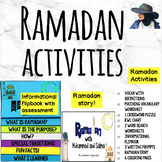 Ramadan Activity Unit (flip book, story, and more!)