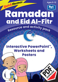 Ramadan and Eid Al-Fitr Resource and activity pack - Ages 6-12