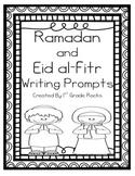 Ramadan and Eid al-Fitr Writing Prompts