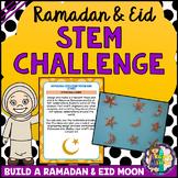 Ramadan & Eid Celebration STEM Activity (Sighting of the Crescent Challenge)