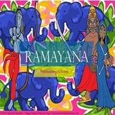Ramayana Epic Poem Frontloading/Activities - ELD/Special Needs Education Ppt
