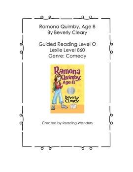 Ramon Quimby Age 8