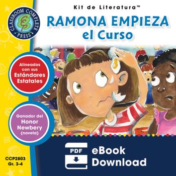 Ramona Empieza el Curso Gr. 3-4
