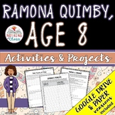 Ramona Quimby, Age 8: Reading Response Activities and Projects