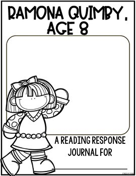Ramona Quimby, Age 8 Book Questions and Vocabulary