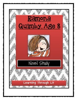 Beverly Cleary RAMONA QUIMBY, AGE 8 - Comprehension & Text Evidence