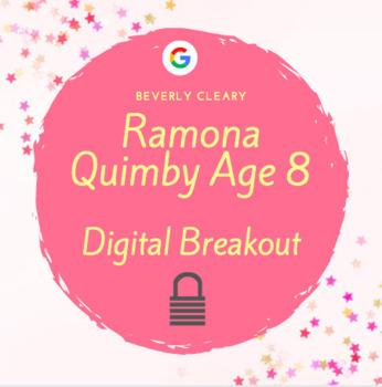 Ramona Quimby Age 8 Digital Breakout Escape Room