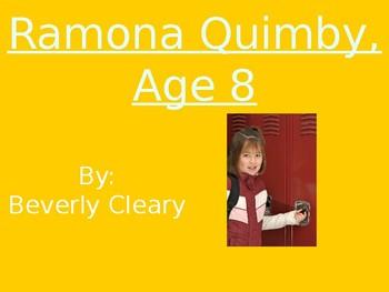 Ramona Quimby, Age 8 - Genre & Purpose