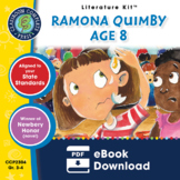 Ramona Quimby, Age 8 - Literature Kit Gr. 3-4