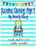 Ramona Quimby, Age 8 Novel Study