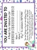 Ramona Quimby Age 8 Party Decorations and Bookmarks FREEBIE
