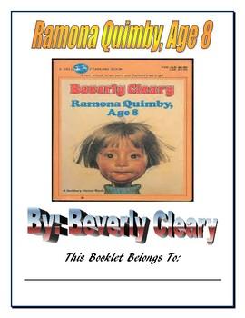 Ramona Quimby, Age 8 Study Guide