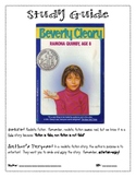 Ramona Quimby, Age 8 Study Guide Cover