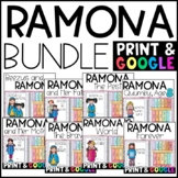 Ramona Quimby, The BUNDLE: Complete Units of Reading Respo