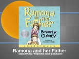 Ramona and Her Father - Problem and Solution - Treasures Reading