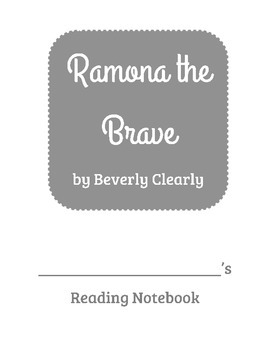 Ramona the Brave Reading Comprehension Questions