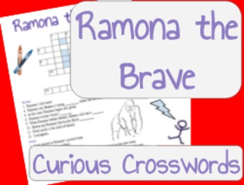 Ramona the Brave Worksheet