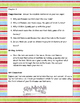 Ramona the Brave by Beverly Cleary ELA Novel Reading Study Guide